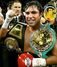 Oscar De La Hoya -