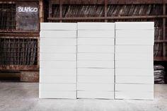 Blanco | Heylen Trading:   de witste niet geglazuurde steen?  Het lijkt alsof er een extra laagje op voor en zijkanten is aangebracht.