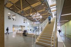 University of Massachusetts Amherst Design Building / Leers Weinzapfel Associates