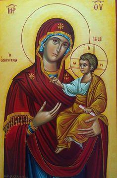 Virgin Mary, Tarot, Prayers, Painting, Russia, Painting Art, Blessed Virgin Mary, Prayer, Paintings