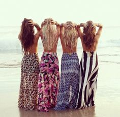Free your wild :: Gypsy Soul :: Bohemian Beauty :: Hippie Spirit :: Beach Boho :: Festival Outfits :: See more Untamed fashion + style Inspiration Hippie Chic, Hippie Style, Gypsy Style, Boho Gypsy, Modern Hippie, Bohemian Mode, Bohemian Style, Boho Chic, Bohemian Lifestyle