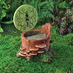 Fairy Hatch - Fairy house - Fairy Garden - Fairy Doors - Fairy portal - Miniature garden decoration - Fairy House furniture - Fairy home - by FairyRoseGarden on Etsy Fairy Garden Furniture, Fairy Garden Supplies, Fairy Garden Houses, Fairy Gardening, Gnome Garden, Fairies Garden, Garden Cottage, House Furniture, Organic Gardening