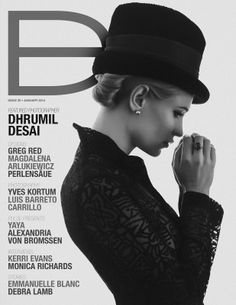 Announcing ISSUE 28 - Black & White Purchase options available at http://www.darkbeautymag.com/downloads/issue-28-black-white-digital-download/  Featuring cover photographer Dhrumil S. Desai. Interviews with cover girl Cynthia Kirchner and makeup artist Kerri Evans. Designs from Greg Red, Magdalena Arłukiewicz, and Perlensäue. PULSE Presents Yaya (夜夜), Alexandria von Bromssen, and Pixel Memory. Stories from Emmanuelle Blanc of MISS BE and Debra Lamb.