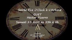 Soirée Five O'Clock à L'Arbane | L'Arbane