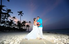 Jacquelyn & Charles' destination wedding in Punta Cana @destweds Photography by Tropical Studios
