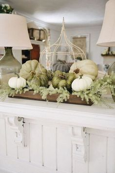 58 DIY Thanksgiving Centerpieces Table Decorations Thanksgiving Decorations for Home to try Thanksgiving decorations table, Best Thanksgiving crafts ideas for kids Diy Thanksgiving Centerpieces, Christmas Table Centerpieces, Thanksgiving Crafts, Fall Home Decor, Autumn Home, Autumn Decorating, Decorating A Mantle, Decorating Ideas, Decor Ideas