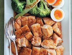 Low Carb Recipes, Diet Recipes, Diet Meal Plans, Meal Planning, Good Food, Pork, Food And Drink, Meals, Chicken
