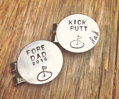 Golf Marker Boyfriend Gifts Golf Gifts by natashaaloha on Etsy - November 02 2019 at Gifts For Husband, Gifts For Father, Gifts For Him, Dad Gifts, Diy Valentine Gifts For Boyfriend, Boyfriend Gifts, Golf Christmas Gifts, Golf 2, Golf Ball