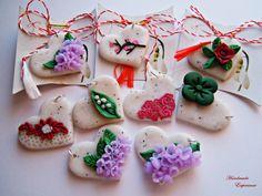 Polymer Clay Flowers, Polymer Clay Jewelry, Sugar Paste, Origami Flowers, Quilling, Flower Art, Mason Jars, Desserts, Handmade