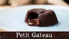 PETIT GATEAU | Fotografando à Mesa