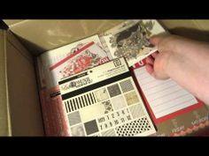 #ZeigDeinPaket Video von Elly |www.danipeuss.de #Scrapbooking #Haul