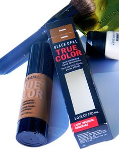 Black Opal True Color Pore Perfecting Liquid Foundation #blackopal #browngirlfriendly #foundation #beauty
