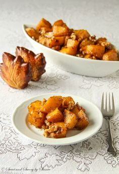 Caramelized Butternut Squash is perfect for your Thanksgiving dinner!