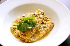 Almond Crusted Tilapia in Coconut Milk Gravy | Playful Cooking