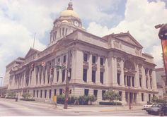 Allen Co. courthouse - Fort Wayne