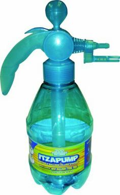 Stream Machine 820204 ItzaPump (Colors May Vary) Water Balloon Fight, Balloon Pump, Water Balloons, Filling Station, Lake Water, Summer Activities, Water Sports, Cleaning Supplies, How To Apply