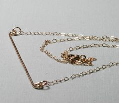 Auspicious Bar Necklace