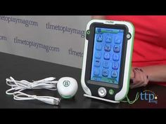 LeapPad Ultra from LeapFrog, safe introductory tablet for kids to learn their first online experiences.