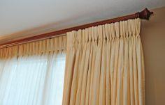 decedant silk,   JP Custom Draperies #homedecor #customdraperies Visit http://gicor.ca/ for more!