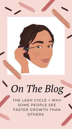 How does lash growth actually work? Why does the serum work quicker for some and slower for others? And how does our Lash & Brow Enhancing Serum work with the natural lash cycle? We're answering all these questions in today's blog! Lash Growth, Natural Lashes, Some People, Brow, Serum, Science, This Or That Questions, Eyebrow, Science Comics