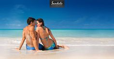 Gorgeous white sand beaches, savory dining experiences, opulent accommodations, refreshing beverages, fun watersports and more, it's no wonder why so many choose Sandals as their tropical escape.