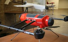 An Air Traffic Control System for Drones | MIT Technology Review