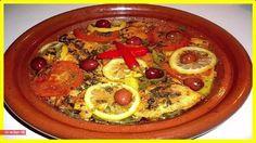 طاجين السمك بالحامض على الطريقة التقليدية - http://www.lalamoulati.net/articles/39229.html