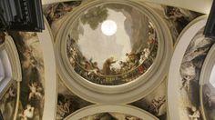Frescos de Goya. Ermita de San Antonio de la Florida. S XVIIII