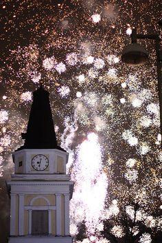 fireworks tampere