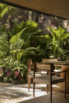 Tropical Garden Design Ideas - Have A Holiday Resort Right At Home To Make. - Tropical Garden Design Ideas – Have A Holiday Resort Right At Home To Make Your Holiday Mor -