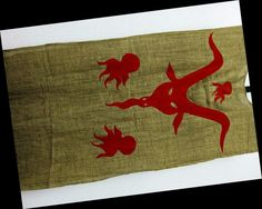 Dragon Sigil Skyrim, Flag, Dragon, Country, Red, Rural Area, Dragons, Science, Country Music