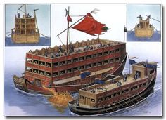 The Battle of Lake Poyang - Armchair General and HistoryNet >> The Best Forums in History