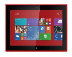 Nokia's first tablet- Nokia Lumia 2520 was unveiled at Nokia World 2013 in Abu Dhabi. The tab features brilliant 10.1-inch HD touchscreen combined with 4G LTE and Wi-Fi connectivity. High-quality 6.7 megapixel digital camera with Carl Zeiss lens are the ad-on elements in this device. The product will go on sale exclusively in UK tomorrow,  through retailer John Lewis.