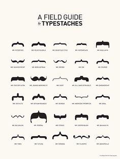 Choose your stache.