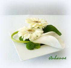 Image - ARUM ET GERBERAS - ART FLORAL,bouquets et compositions florales de... - Skyrock.com