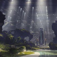 'District 9' Director Drops Amazing 'Alien' Sequel Concept Art