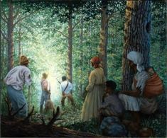 Quilts and History of the Underground Railroad