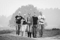 familieportret op locatie
