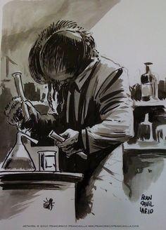 Artist Francesco Francavilla
