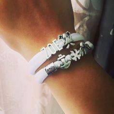 Bracelets, Silver, Jewelry, Instagram, Fashion, Moda, Jewlery, Jewerly, Fashion Styles