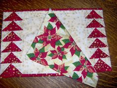 Christmas - Reversable Placemats