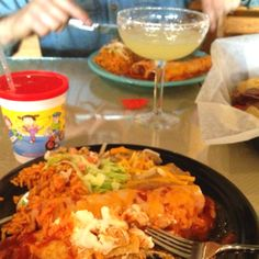 Excellent food and margaritas at mi casita restaurant in St. Albans Vermont