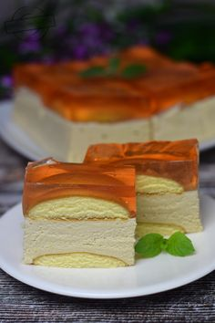 Cappuccino na zimno – Smaki na talerzu Vanilla Cake, Cheesecake, Deserts, Baking, Food, Pastries, Alcohol, Chef Recipes, Kuchen