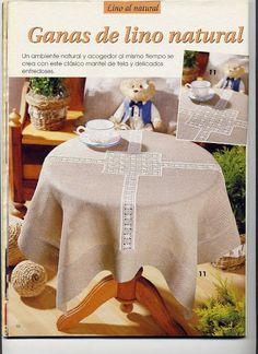 crochet - Natal - Christmas - Punto de red Nº 41 - 2001 - Raissa Tavares - Picasa Web Albums