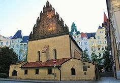 Jewish Quarter (Josefov) is the Jewish Ghetto neighbourhood of Prague where is located between Old Town Square and Vltava River. Jewish Ghetto, Old Town Square, Prague Castle, Old Street, Architecture Old, Book Of Life, Travel And Leisure, Cemetery, Places To See