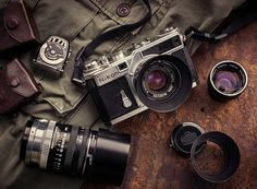About Photography: Nikon SP