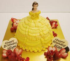 スペシャルケーキ(ドーム型ケーキ)/直径15㎝サイズドーム型/ショートケーキ/人形持ち込み/フルーツ増量/価格8,580円