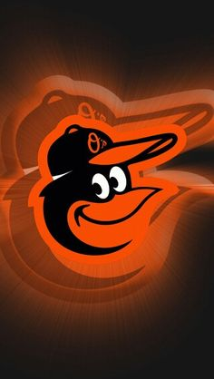 Although this is one of many different drawn up logos for the Baltimore Orioles it is still known by everyone what it stands for. The colors were done great just like the Ravens logo to stand out effectively and also able to be done in black and white or grayscale.