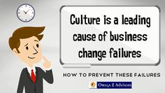 To Succeed At Culture Change Management You Need These 2 Things