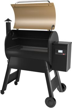 Best Grilling Accessories /& Utensils Gift for Dad Smoker Box for BBQ Grill Wood Chips Smoker Grill Accessories Charcoal /& Gas Barbecue Meat Smoking with Hinged Lid